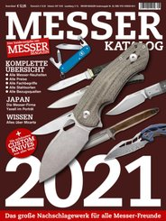 Messer Katalog 2021