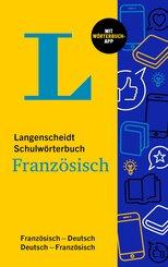 Langenscheidt Schulwörterbuch Französisch