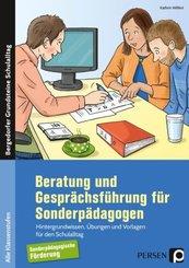 Beratung und Gesprächsführung für Sonderpädagogen