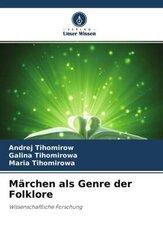 Märchen als Genre der Folklore