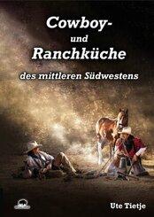 Cowboy- und Ranchküche des mittleren Südwestens