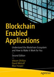 Blockchain Enabled Applications; 2/2021