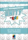 Spiele programmieren mit Unity für Kids