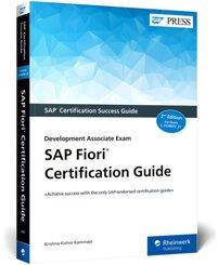 SAP Fiori Certification Guide