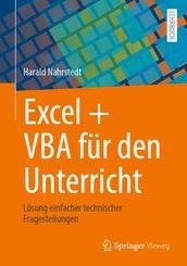 Excel + VBA für den Unterricht