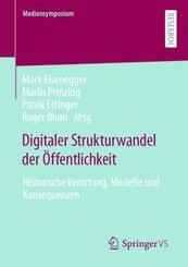 Digitaler Strukturwandel der Öffentlichkeit