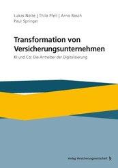 Transformation von Versicherungsunternehmen