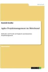 Agiles Projektmanagement im Mittelstand