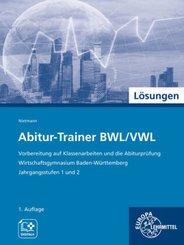 Lösungen zum Abitur-Trainer BWL/VWL
