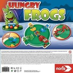 Hungry Frogs (Kinderspiel)