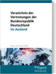 Verzeichnis der Vertretungen der Bundesrepublik Deutschland im Ausland