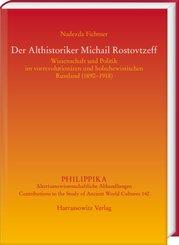 Der Althistoriker Michail Rostovtzeff