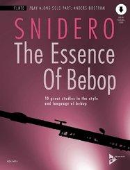 The Essence Of Bebop Flute