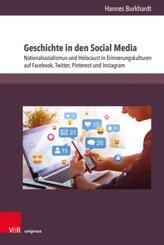 Geschichte in den Social Media