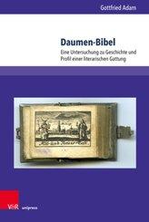 Daumen-Bibel