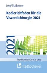 Kodierleitfaden für die Viszeralchirurgie 2021