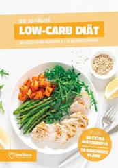Low Carb Diätplan - Ernährungsplan zum Abnehmen für 30 Tage