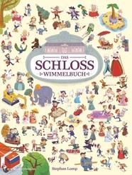 Schloss Wimmelbuch