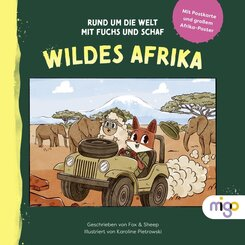Rund um die Welt mit Fuchs und Schaf - Wildes Afrika