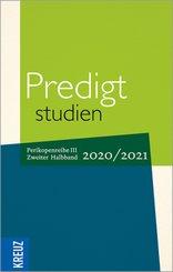 Predigtstudien 2020/2021 - 2. Halbband