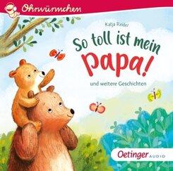 So toll ist mein Papa!, 1 Audio-CD