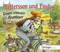 Pettersson und Findus. Unsere schönsten Abenteuer, 5 Audio-CD