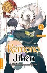 Kemono Jihen - Gefährlichen Phänomenen auf der Spur 08