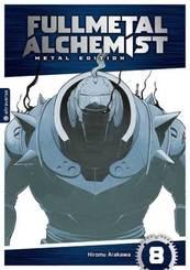 Fullmetal Alchemist Metal Edition