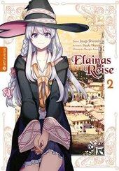 Elainas Reise - Bd.2