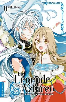 Die Legende von Azfareo - Bd.9