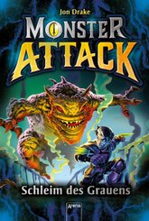 Monster Attack (2). Schleim des Grauens