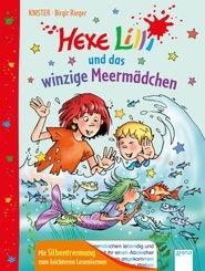 Hexe Lilli und das winzige Meermädchen