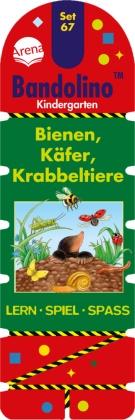 Bandolino (Spiele): Bienen, Käfer, Krabbeltiere
