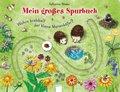 Mein großes Spurbuch - Wohin krabbelt der kleine Marienkäfer?