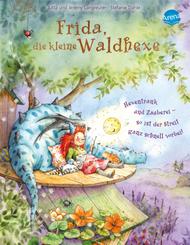 Frida, die kleine Waldhexe - Hexentrank und Zauberei - so ist der Streit ganz schnell vorbei
