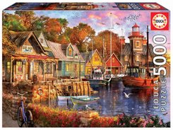 The Harbour Evening (Puzzle)