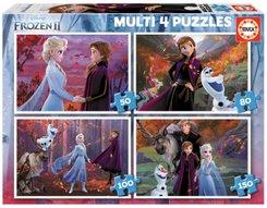 4in1 Frozen 2 (Kinderpuzzle)