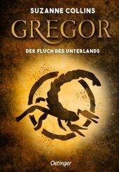 Gregor, Der Fluch des Unterlandes