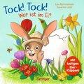 Tock! Tock! Wer ist im Ei?