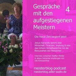 Meisterblog-Interview 4 CD
