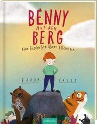 Benny auf dem Berg