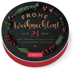 Adventskalender in der Dose: Frohe Weihnachten! 24 Ideen, Rezepte und Inspirationen für eine gemütliche Adventszeit