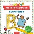 Lernraupe - Mein Kritzelbuch Buchstaben
