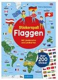 Stickerspaß Flaggen