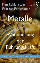 Metalle - Wundheilung der Führungskraft