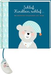 Geschenkbuch - Schlaf, Kindlein, schlaf ...