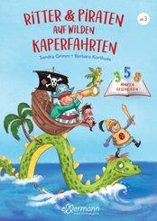 Ritter und Piraten auf wilden Kaperfahrten