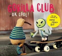 Gorilla Club. OK COOL!, 1 Audio-CD