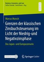 Grenzen der klassischen Zinsbuchsteuerung im Licht der Niedrig-und Negativzinsphase