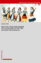 Why Italy Was for Europe